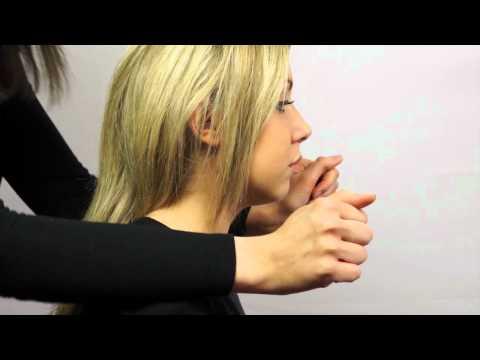 Shoulders Massage - Indian Head Techniques