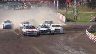European Autocross Champiomship 2019 ViLkyciai. Битва в Литве