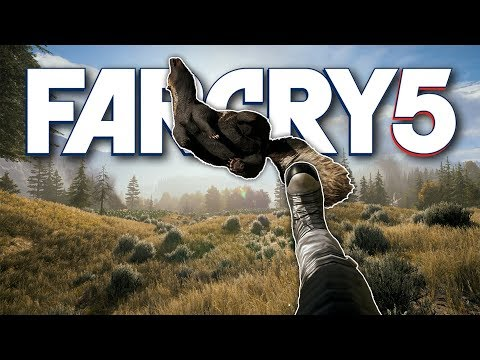 THE SHOVEL MASTER SKUNK PUNTER (Far Cry 5) thumbnail