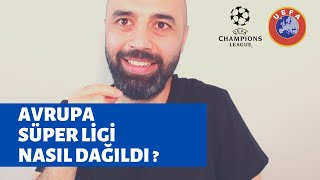 Avrupa Süper Ligi Nasıl Dağıldı?