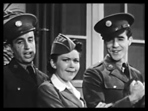 Soundie: HES 1-A IN THE ARMY AND HES A-1 IN MY HEART Anita Boyer 1943
