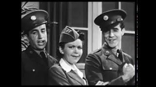 Baixar Soundie: HE'S 1-A IN THE ARMY AND HE'S A-1 IN MY HEART (Anita Boyer, 1943)