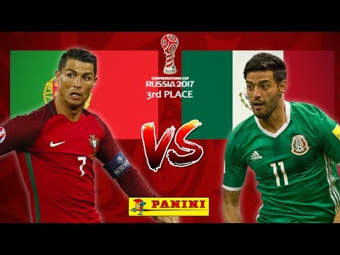 ⚽ PORTUGAL vs MEXICO | 2-1 | 3rd PLACE | CONFEDERATIONS CUP 2017