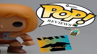 FUNKO POP   HE-MAN Review Masters of the Universe German