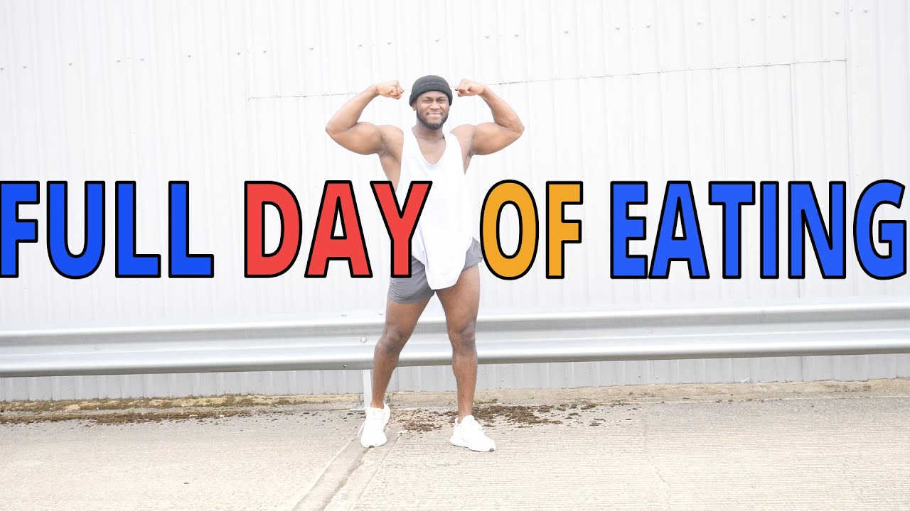 WHAT I EAT IN A DAY TO LOSE WEIGHT | LEG DAY TIPS
