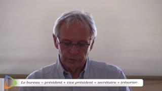 Avallon Patrimoines en Bourgogne - Assemblée constitutive - Édition 2017
