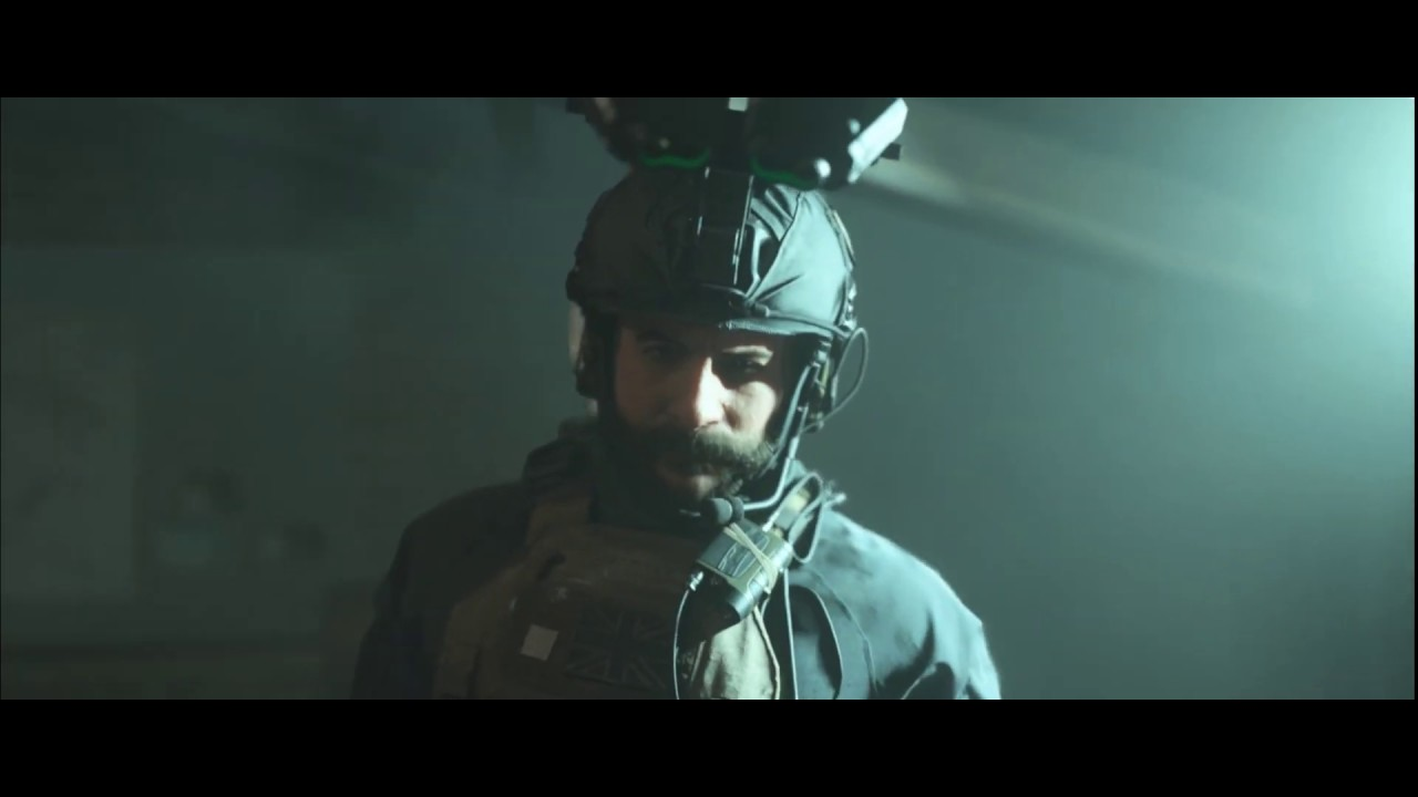 "Modern Warfare ""Clean House"" realism & cinematic"