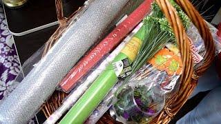 Свит-дизайн с нуля. Обзор материалов, декора и спользуемых при изготовлении конфетных букетов.