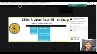 Wie zum hinzufügen von Bild-oder Logo zu reflektieren Dynamik in Power BI