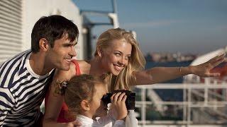 Семейный отдых с детьми на круизном лайнере. КРУИЗНАЯ СРЕДА