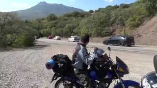 На перевале Алушта- Судак. 2012 год.(, 2015-03-17T14:19:33.000Z)