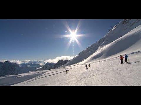 Traumwetter auf der Zugspitze: Der perfekte Start in die Skisaison