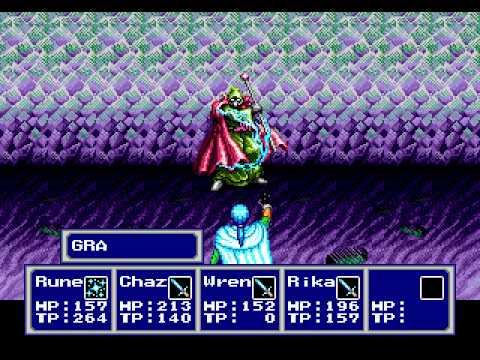 Mega Drive Longplay [137] Phantasy Star IV (Part 5 of 6)