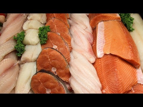 Seafood Mislabelling Widespread, Report Finds