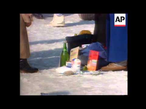 Bosnia - Life Returning To Normal In Sarajevo