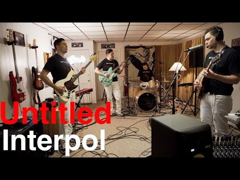 interpol untitled free mp3 download