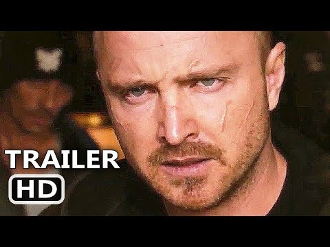 EL CAMINO: A BREAKING BAD MOVIE Official Trailer (NEW 2019) Netflix Movie HD