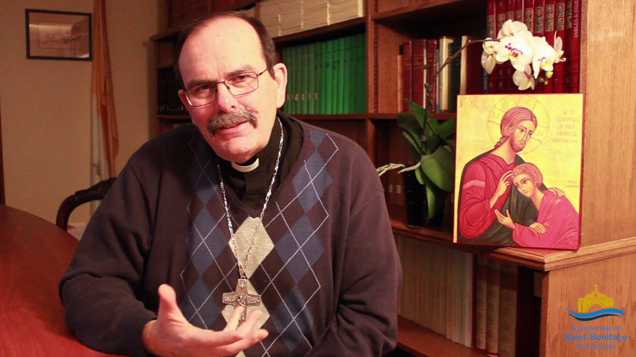 Bishop LeGatt's Holy Week 2020 Message
