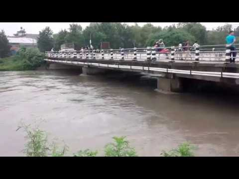 Bagmati Overflooded at Kathmandu