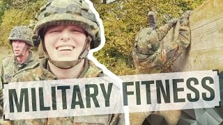 Military Fitness: DIE HINDERNISBAHN | TAG 21