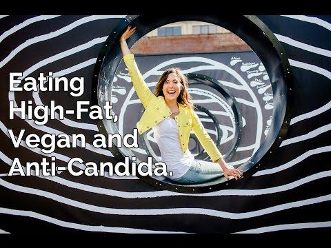 Creating an Anti-Candida, Vegan, Keto Diet.