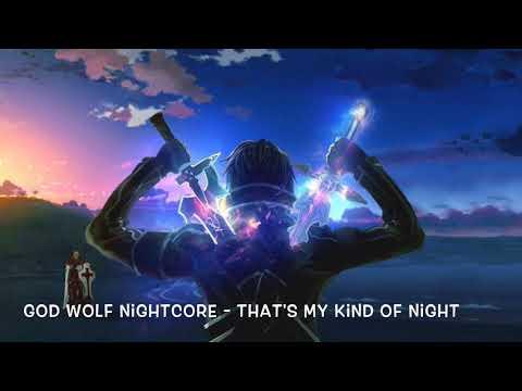 Nightcore - That's My Kind Of Night
