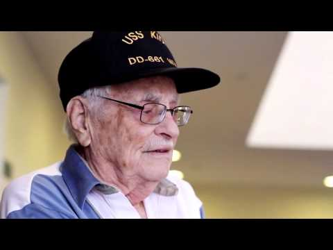 WWII veterans remember attack on the USS Kidd