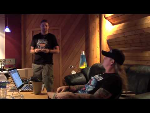 ICED EARTH - In The Studio (Part 5)