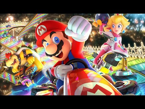 Mario Kart 8 Deluxe Livestream #3