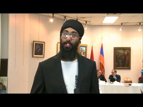 """Celebrating Our Diversity Now"" Interfaith Event in Toronto, 5-9 February, 2018, (New Horizon TV)"