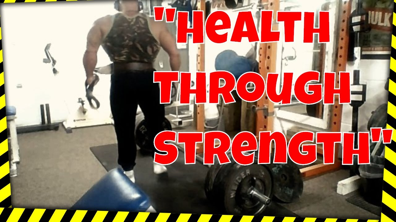 Why Strength Matters.... Only The Strong Survive.