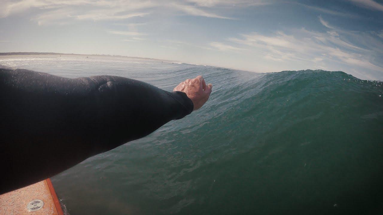 surfing at westport june 25th 2017 youtube