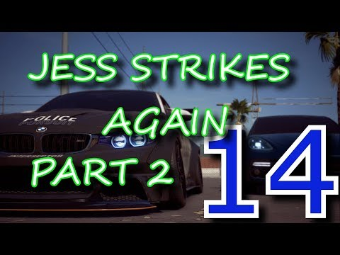 NFS PAYBACK - JESS IS A SUCKER FOR PAIN