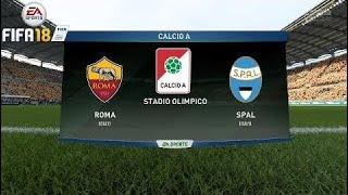 Download Video Roma Vs. Spal   Calcio A   Official Match Highlights MP3 3GP MP4