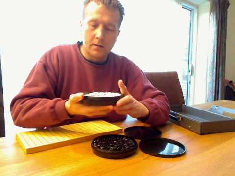 Magnetic Portable Go Set (Large Size)