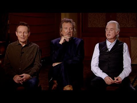 Led Zeppelin Charlie Rose Interview 2012 (full version)
