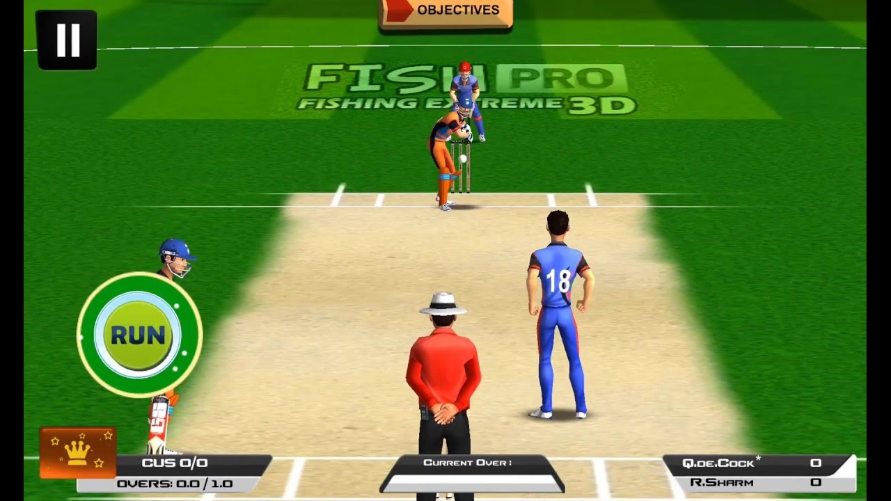 Cricket Hungama 2016 | OFFICIAL Game Play
