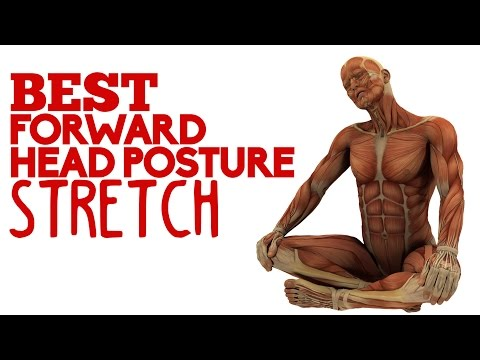Best Forward Head Posture Stretch - Improve Ugly FHP