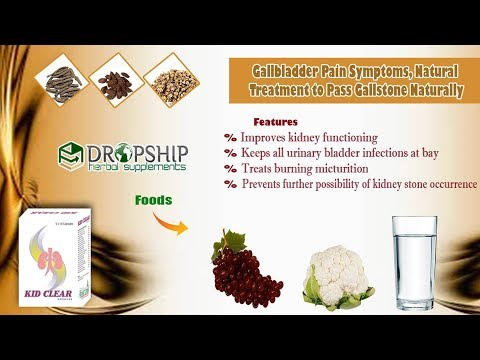 Gallbladder Pain Symptoms Natural Treatment To Pass Gallstone Naturally Ayurvedic Health Problem Cure