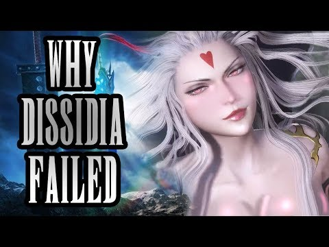 BAD SALES: Where Square Enix went wrong with Dissidia Final Fantasy NT