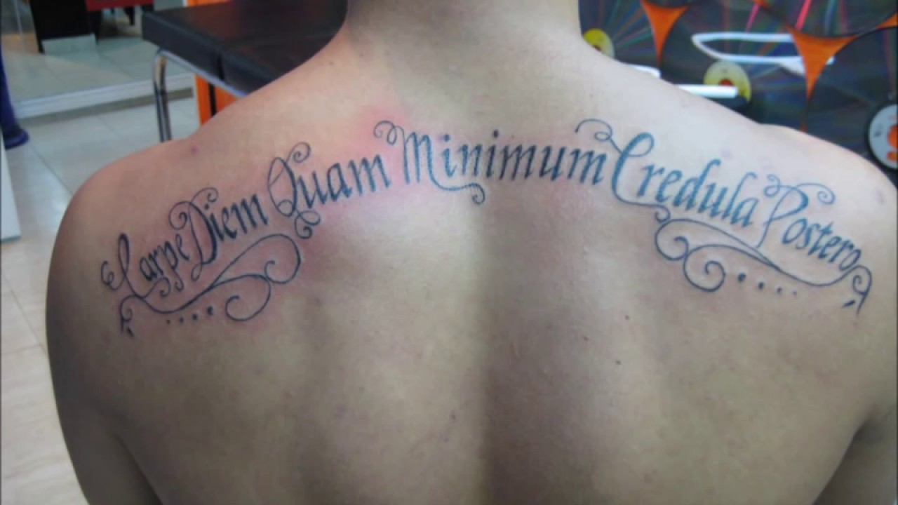 Tatuajes Letras Y Nombres 4 Youtube