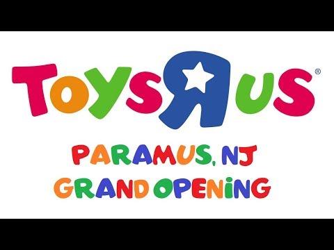 Toys R Us GSP Grand Opening (Paramus, NJ)