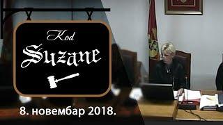 ИН4С: Код Сузане - 8. новембар 2018.