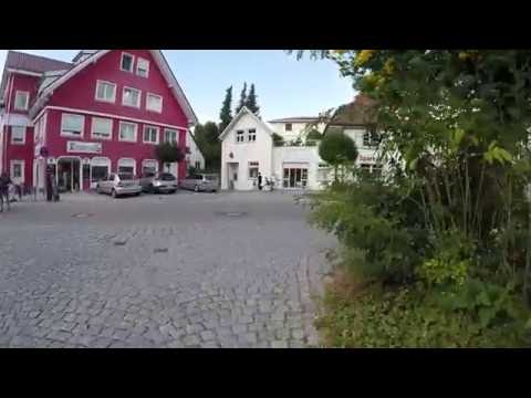 STREET VIEW: Isny im Allgäu in GERMANY