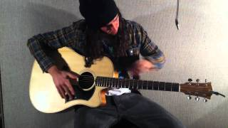 Amazing Guitar Tapping! - Gianni Luminati