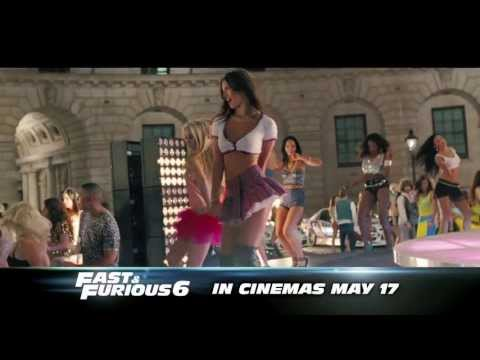 Fast and Furious 6: Extended TV trailer