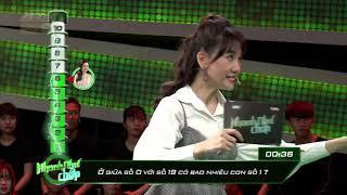 Jun Vũ tiết lộ gia đình ở Thái Lan | HTV NHANH NHƯ CHỚP | #NNC #26