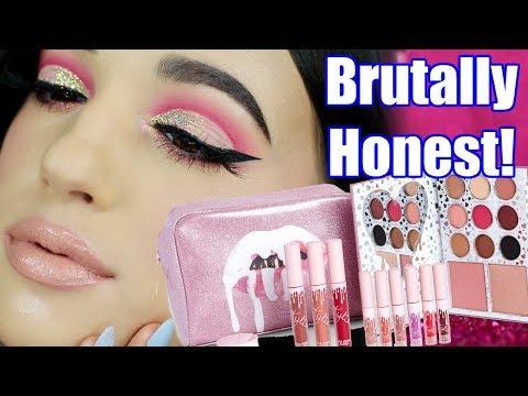 Brutally Honest Kylie Cosmetics Birthday Collection | Album Cover Series: episode 2 | Jordan Byers
