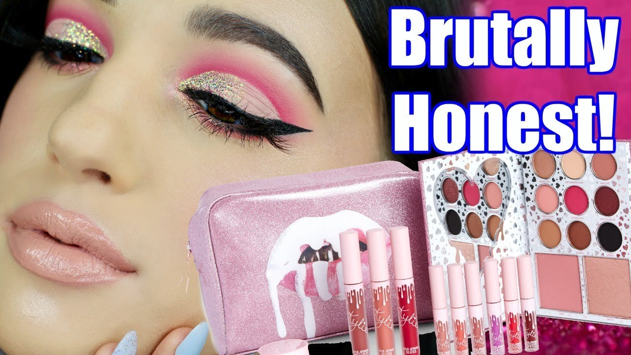 Kylie Cosmetics Birthday Collection 2017 >> Brutally Honest Kylie Cosmetics Birthday Collection | Album Cover Series: episode 2 | Jordan ...