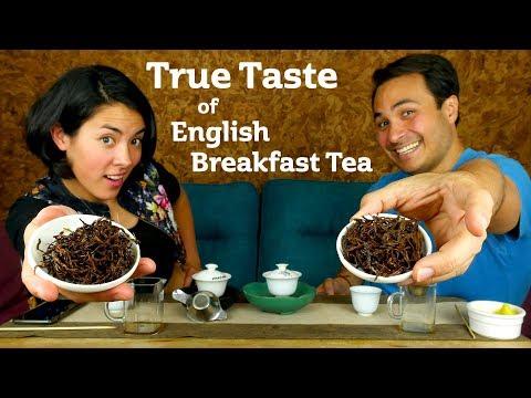 True Taste of English Breakfast Tea